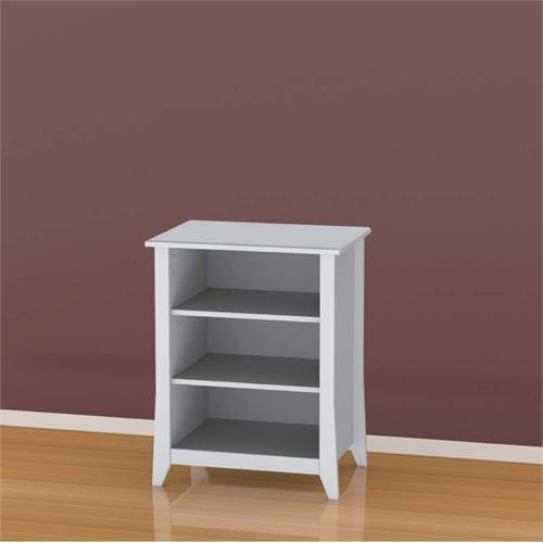 View a large image of the Nexera Vice Versa Collection Audio Video Stand White 201003 here.