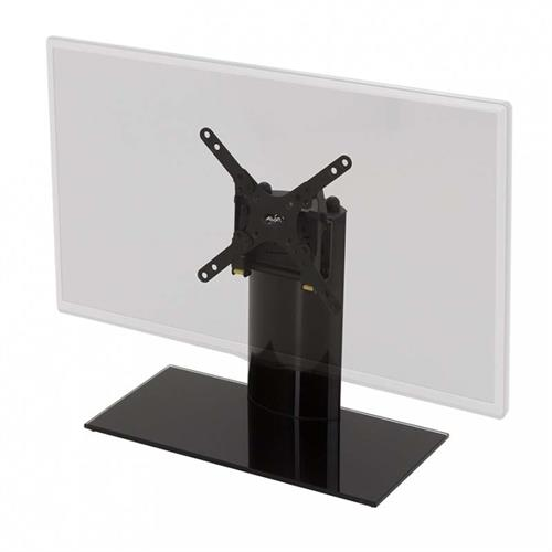 View a large image of the AVF Universal Fixed Table Top TV Mount and Base Black B200BB-A here.