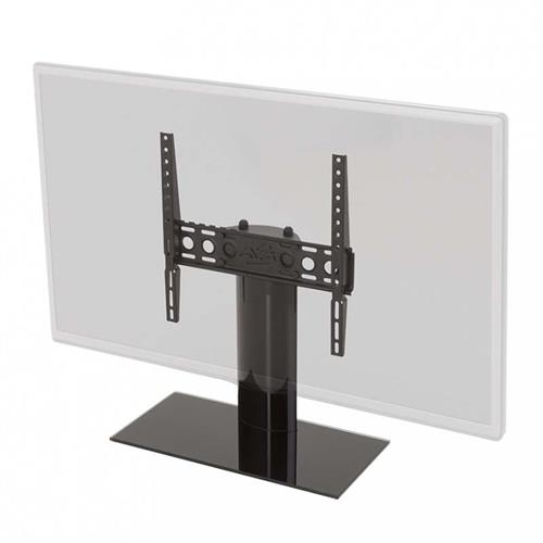 View a large image of the AVF Universal Fixed Table Top 55 in. TV Mount and Base Black B400BB-A here.