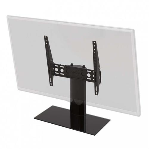 View a large image of the AVF Universal Tilting Table Top 55 in TV Mount and Base Black B401BB-A here.