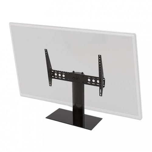 View a large image of the AVF Universal Tilting Table Top 65 in TV Mount and Base Black B601BB-A here.