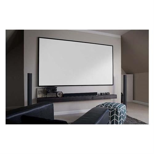View a large image of the Elite Screens EDGE FREE Aeon Fixed Frame Projection Screen AR100WH2 here.