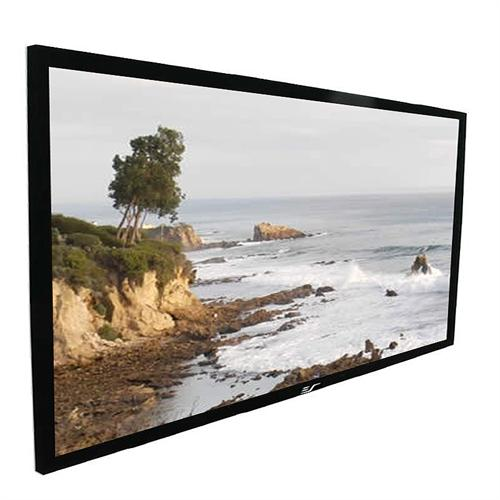 View a larger image of the Elite Screens ezFrame Series 16:9 Widescreen Fixed Frame Projector Screens (Various Sizes) HDTV-R.