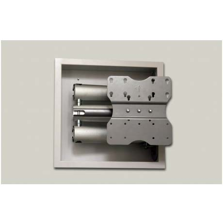 View a large image of the ProMounts In-Wall Box for UA-PRO200 and UA-PRO210 White IW-PRO200 here.