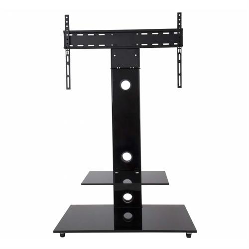 View a large image of the AVF Lesina 32 to 55 inch TV Stand with Attached Mount Black FSL700LEB-A here.