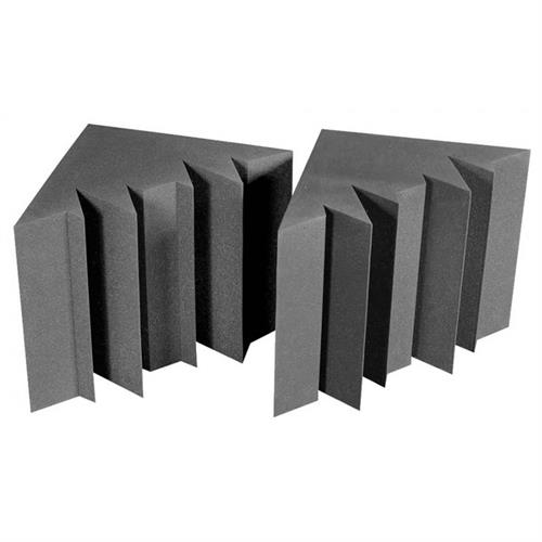 View a large image of the Auralex Acoustics MegaLENRD Extra-Large Bass Traps Charcoal MEGALENCHA here.