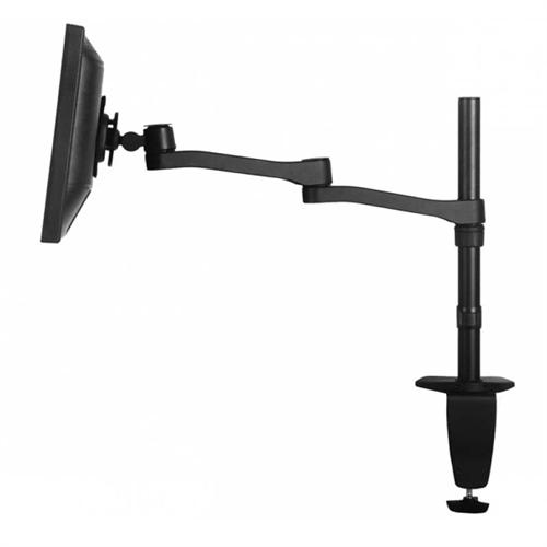 View a large image of the AVF Tilt and Turn Series Articulating Arm Monitor Desk Mount Black MRC1104-A here.