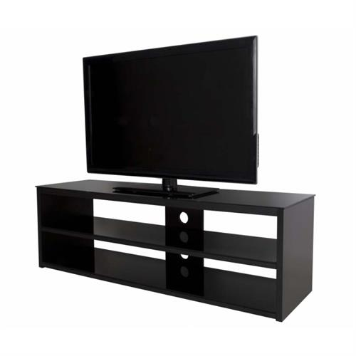 View a large image of the AVF Muritz 70 inch TV Stand Glossy Black FS1400MURB-A here.