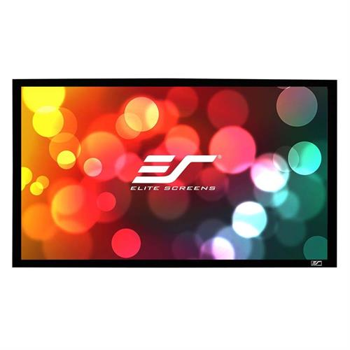 View a large image of the Elite Screens Sable Frame 110 in. Projection Screen (CineGrey 3D) ER110DHD3 here.