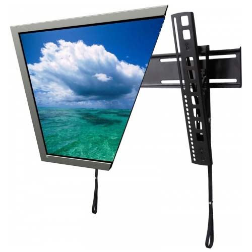View a larger image of the ProMounts Super Flat Tilting 24 - 46 in. TV Wall Mount (Black) SFTM.