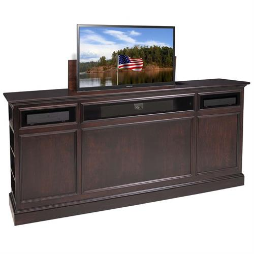 View a large image of the TV Lift Cabinet Suite Series Lift for 32 to 42 inch Screens Espresso AT006389ESP here.