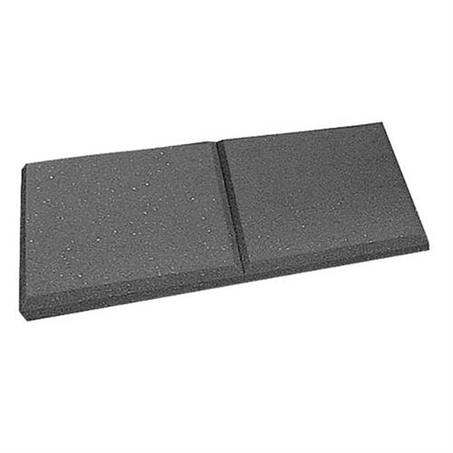 View a large image of the Auralex Acoustics TruTrap Sound Absorption TruPanels Charcoal set of 5 TRUTRAPSCHA here.