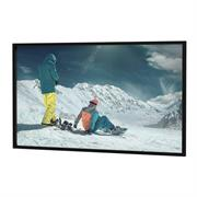 View a large image of the Da-Lite 20417 Da-Snap Fixed Frame (STD Trim, HD Pro 1.1 Perf, 2.35:1, 148 Inch).