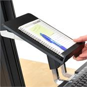 View a large image of the Ergotron Tablet or Document Holder (WorkFit-S) 97-558-200.