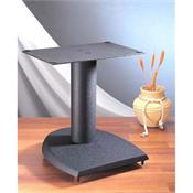 View a large image of the VTI DF Series 19 inch Cast Iron Center Channel Speaker Stand Black DFC19 here.