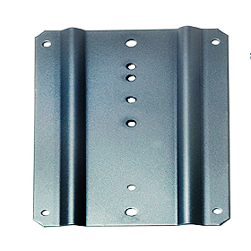Wall Plates and Stud Spanners for Mount Installation